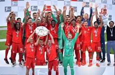 Bundesliga hạ màn: Bayern Munich vô địch lần thứ 7 liên tiếp