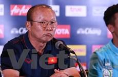 HLV Park Hang-seo nói gì về cơ hội ra sân của tiền vệ Tuấn Anh?