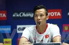 Quế Ngọc Hải: Chúng tôi đều đã sẵn sàng cho trận gặp Thái Lan