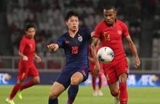Cận cảnh Indonesia thua thảm trước Thái Lan ngay trên sân nhà