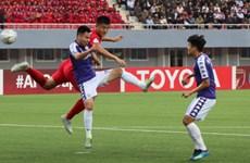 Hà Nội FC dừng bước đáng tiếc tại đấu trường AFC Cup 2019