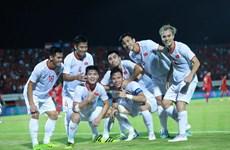 Indonesia-Việt Nam 1-3: Duy Mạnh, Ngọc Hải, Tiến Linh ghi bàn