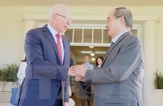 Bí thư Thành ủy Thành phố Hồ Chí Minh Nguyễn Thiện Nhân thăm Australia