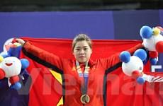 SEA Games 30: Hoàng Thị Duyên giành huy chương Vàng Cử tạ
