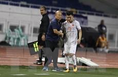HLV Park Hang-seo: Quang Hải không thể ra sân ở trận bán kết