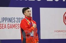 Huy Hoàng tiếp tục phá kỷ lục SEA Games, giành HCV nội dung 1.500m