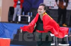 SEA Games 30: Trần Thị Thêm giành HCV đầu tiên cho Pencak silat