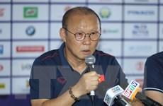 HLV Park Hang-seo dành sự tôn trọng đặc biệt cho U22 Campuchia