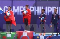Lý Hoàng Nam giành tấm huy chương Vàng lịch sử tại SEA Games