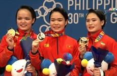 Đội tuyển Karate liên tiếp giành được hai tấm huy chương Vàng