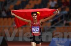 Điền kinh Việt Nam tiếp tục thống trị đường chạy 1.500 tại SEA Games