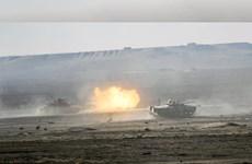 Mỹ và UAE tập trận chung nhằm nâng cao năng lực tác chiến