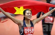 """Những 'gương mặt Vàng"""" của điền kinh Việt Nam tại SEA Games 30"""