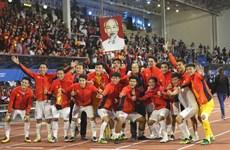 Đoàn Thể thao Việt Nam kết thúc SEA Games 30 ở vị trí thứ 2