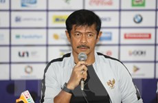 HLV U22 Indonesia 'tâm phục khẩu phục' sau trận thua U22 Việt Nam