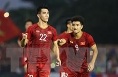 Chung kết U22 Việt Nam-U22 Indonesia: Tiến Linh đá chính
