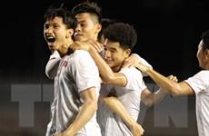 U22 Việt Nam-U22 Indonesia 1-0: Đoàn Văn Hậu mở tỷ số