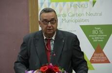 Phần Lan giúp Việt Nam xây dựng Thành phố không phát thải khí nhà kính