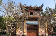 Thăm bảo tàng đồ đá độc đáo tại chùa Đồng Ngọ