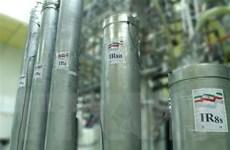 'Iran làm giàu urani ở mức nhiều hơn trước khi đạt thỏa thuận JCPOA'