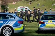 Đức: Bang Bayern dùng biện pháp mạnh, siết an ninh, hạn chế ra đường