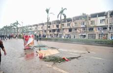 Bé gái 8 tuổi chết thương tâm trong vụ nổ tại khu Văn Phú