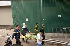 Thêm nạn nhân được tìm thấy trong vụ cháy ở Nam Từ Liêm