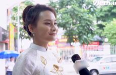 [Video] 'Mọi người quên luôn tôi ở ngoài đời là Bảo Thanh'