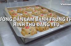 [Video] Hướng dẫn làm bánh trung thu nướng Homemade đơn giản