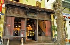 [Photo] Vẻ đẹp xưa cũ trong ngôi nhà cổ trên phố Mã Mây