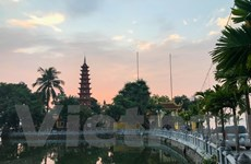 Chùa Trấn Quốc: Ngôi chùa hơn 1.500 tuổi cổ kính nhất Hà Nội