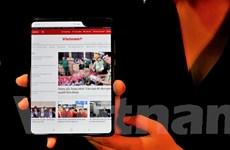 Samsung Galaxy Fold cập bến tại Việt Nam với giá 50 triệu đồng
