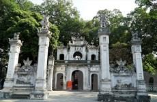 [Photo] Thăm quan Đền Quán Thánh - Trấn Bắc thành Thăng Long xưa