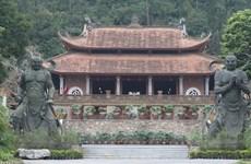[Photo] Địa Tạng Phi Lai - ngôi chùa cổ nghìn năm ở Hà Nam