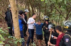 Đã bắt được nghi phạm chém 6 người thương vong tại Thái Nguyên
