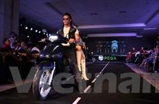 [Photo]Cận cảnh mẫu xe điện mới của PEGA như 'bản sao' của Honda SH