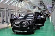 Thị trường ôtô tăng mạnh trong dịp Tết Nguyên Đán