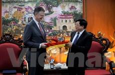 VOV đề xuất sự kiện mừng 25 năm bình thường hóa quan hệ Việt-Mỹ