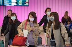 Phòng chống dịch viêm phổi Vũ Hán: Người dân đổ xô đi mua khẩu trang