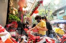 [Video] Thị trường quà tặng ngày Valentine ảm đạm vì dịch COVID-19