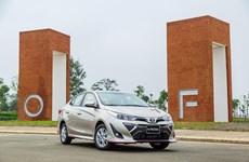Toyota Vios trở lại ngôi đầu, Hyundai Tucson rớt top 10 xe bán chạy
