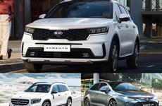 """Những mẫu ôtô """"bom tấn"""" sắp cập bến thị trường Việt Nam trong năm 2020"""