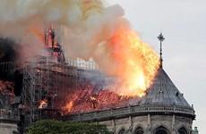 Nhà thờ Đức Bà Paris sẽ được phục hồi nguyên trạng trước Olympic 2024