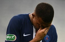 Kylian Mbappe lỡ tứ kết, có nguy cơ chia tay Champions League
