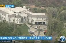 Đặc vụ FBI đột kích vào biệt thự của sao YouTube lừng danh Jake Paul