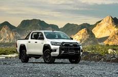 Toyota Hilux bản mới về Việt Nam, đe dọa 'vua phân khúc' Ford Ranger