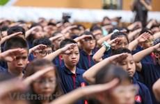 Hà Nội: Phòng chống COVID-19 trong ngày khai giảng ở các trường học