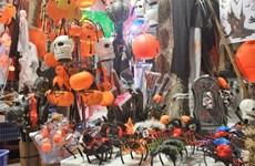 Thị trường ngày Halloween kém khởi sắc do ảnh hưởng của dịch bệnh
