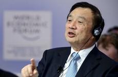 Hai hãng viễn thông Nhật Bản tạm ngừng bán điện thoại Huawei