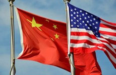 Giá dầu WTI ở châu Á biến động trái chiều do căng thẳng Mỹ-Trung